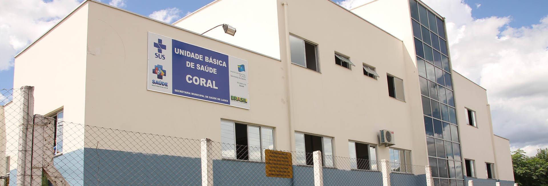 Unidade Básica de Saúde (Coral)