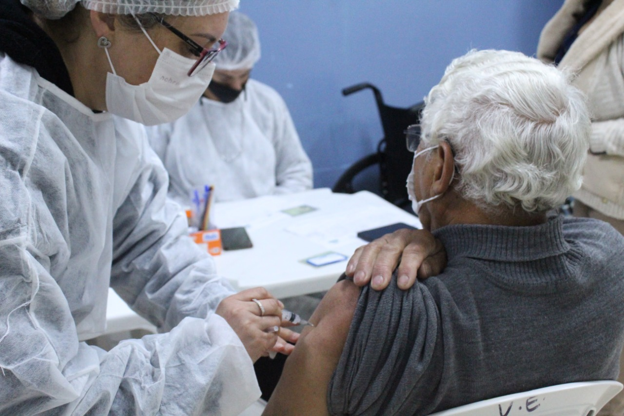 Coronavírus: Lages permanece vacinando os mesmos grupos contra a Covid-19 Últimas notícias Lages coronavírus