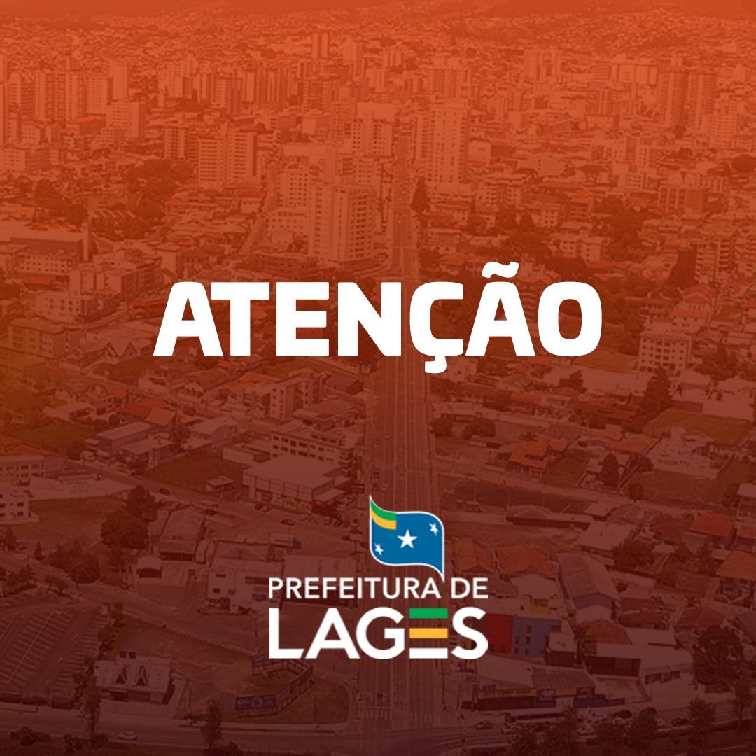 Ponto facultativo em prestação de serviços públicos da prefeitura no dia 11 de outubro está definido em decreto Últimas notícias Lages coronavírus