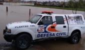 Defesa Civil em alerta: Rio Carahá se mantém acima do nível, mas não transborda - 2019-06-03 11:27:53