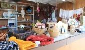 Recanto do Pinhão Aracy Paim divulga Lages e região nos trabalhos de artesanato  - 2019-06-10 17:29:28