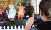 Palco do Recanto do Pinhão Aracy Paim recebe os talentos da Escola de Artes - 2019-06-14 16:33:19