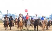 Segundo dia de Festa do Pinhão começa com Cavalgada e Trilha de Jeep - 2019-06-15 12:48:08
