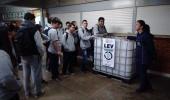 Estudantes de saneamento Básico do Cedup de Lages aprendem sobre o Projeto Conhecendo os Destinos do Lixo  - 2019-06-28 17:06:44