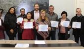 Servidores públicos conquistam aposentadoria e prêmio especial - 2019-07-10 11:26:39