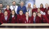 Leoas da Serra agradecem apoio da prefeitura e prestam homenagem - 2019-07-11 16:47:23
