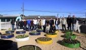 Unidade de Saúde do bairro Bela Vista ganha a 41ª horta do Projeto Colheita Feliz  - 2019-07-16 17:04:58