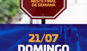 Comemorações em homenagem a São Cristóvão vão interferir no trânsito no próximo domingo  - 2019-07-18 17:52:52