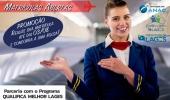 Qualifica Melhor Lages e Just Fly oportunizam curso de comissário de voo com desconto e bolsa              - 2019-07-24 17:03:05