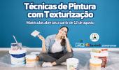 Dia 12 de agosto serão abertas as matrículas para o curso de técnicas de pintura do Qualifica Mulher Lages  - 2019-08-05 17:13:01