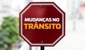 Fique atento às alterações de trânsito deste sábado, domingo e segunda-feira - 2019-08-09 10:10:39