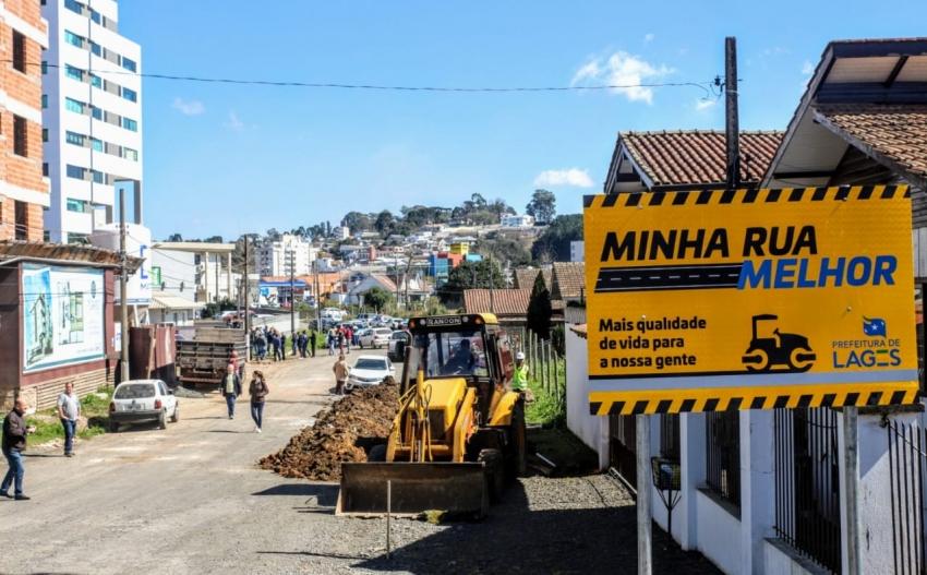 Minha Rua Melhor contempla obras de pavimentação da rua Zeca Atanázio, no Sagrado Coração Jesus - 2019-08-13 14:34:01