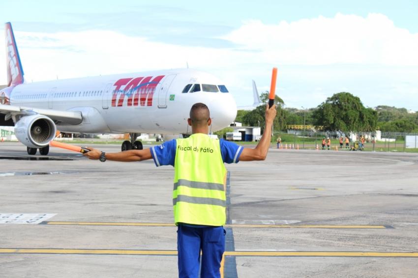 Programa Qualifica Melhor Lages e Infracea lançam curso inédito de operações aeroportuárias  - 2019-08-13 22:37:06