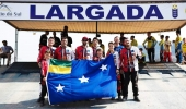 Lageanos destacam-se em Campeonato Catarinense e Sul Brasileiro de Ciclismo BMX  - 2019-08-13 22:51:17