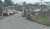 Trecho das ruas Professor Simplício e Heitor Villa Lobos, no bairro São Pedro, estará fechado para obras nesta quarta-feira - 2019-08-20 16:03:18