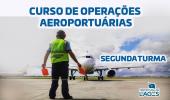 Curso de operações aeroportuárias esgota vagas rapidamente e segunda turma é aberta de imediato  - 2019-08-20 16:57:05