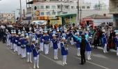 Comemorações da Independência do Brasil iniciam com desfile e homenagens em praça pública  - 2019-08-28 09:09:03