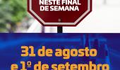 Três eventos devem interferir na rotina de trânsito neste final de semana: Desfile Cívico na Camões, Carreata do Guarujá e Corrida da Allong  - 2019-08-28 14:24:14