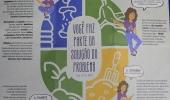 Projeto Lixo Orgânico Zero distribui cartilha informativa à população - 2019-09-11 08:54:00
