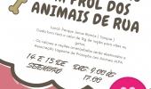 Feira do livro em prol dos animais de rua  - 2019-09-11 18:22:38