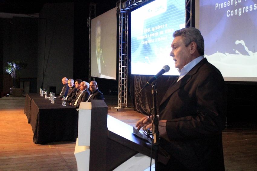 Mais de 600 empresários, produtores e especialistas discutem mercado no Congresso Brasileiro de Qualidade do Leite  - 2019-09-11 18:59:43