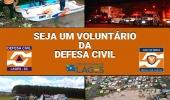 Defesa Civil abrirá inscrições para capacitação de voluntários - 2019-09-13 16:43:31