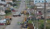Iniciadas obras de revitalização da avenida Aujor Luz e rua Osvaldo Aranha, no bairro Santa Catarina  - 2019-09-13 15:17:14
