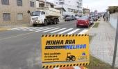 Prefeitura entrega pavimentação de 92 metros em rua no São Cristóvão  - 2019-09-14 14:32:09
