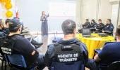 Palestra motivacional para Agentes de Trânsito em seu Dia Nacional estimula qualidade do trabalho - 2019-09-23 13:45:19