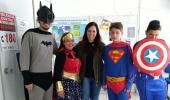 Super-heróis do Cras do Popular invadem Hospital Infantil em busca de aliados da alegria  - 2019-09-25 18:47:28