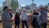 Prefeito Ceron quer mais árvores no novo calçadão de Lages - 2019-09-26 15:41:44