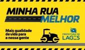 Minha Rua Melhor: Prefeitura abre licitação para mais seis obras de pavimentação - 2019-09-26 17:26:32