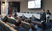Audiência Pública apresenta minuta do Edital de Concorrência Pública para o serviço de Estacionamento Rotativo em Lages - 2019-09-26 22:14:10