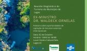 Ex-ministro da Previdência, Waldeck Ornelas, estará em Lages nesta quarta - 2019-10-01 16:37:49