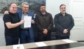 Prefeito Ceron recebe recurso de R$ 500 mil para a Saúde de autoria do deputado federal Fabio Schiochet - 2019-10-04 14:09:48