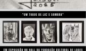 Exposições de grafite realista no Hall da Fundação Cultural de Lages - 2019-10-07 10:59:05