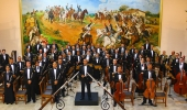 Banda Sinfônica do Exército Brasileiro em grande show em Lages - 2019-10-09 11:52:18