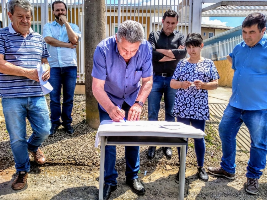 Minha Rua Melhor: Prefeitura executa projeto de asfaltamento da rua Clóvis Beviláqua  - 2019-10-09 14:32:48