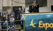 Prefeito Ceron destaca potencialidades da economia de Lages na abertura da Expolages 2019 - 2019-10-10 23:06:49