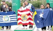 Atletismo de Lages se destaca nos Parajasc - 2019-10-17 16:47:10