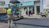 Prefeitura implanta segunda camada asfáltica em ruas do bairro Coral  - 2019-10-22 14:00:37