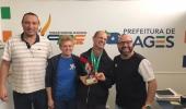 Medalhista nos Parajasc apresenta suas conquistas na FME - 2019-10-22 16:02:45