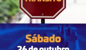 Festa das Crianças irá interferir no trânsito no próximo sábado  - 2019-10-24 15:09:07