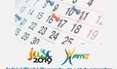 Definidos os dias e horários das partidas de Lages nos Jasc 2019 - 2019-10-25 18:09:35