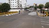 Prefeitura melhora sinalização de trânsito no cruzamento da Frei Gabriel com avenida Carahá  - 2019-10-30 14:31:07