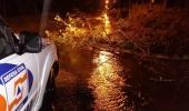 Temporal com ventos de 82 km/h atinge 22 bairros de Lages  - 2019-10-31 10:44:01