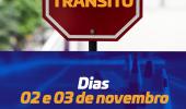 Meia Maratona da Associação de Apoio à Cultura e Esporte de Santa Catarina irá influenciar no trânsito neste final de semana - 2019-10-31 17:44:42
