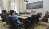 Nova direção do Hospital Nossa Senhora dos Prazeres se apresenta ao prefeito e reafirma continuidade de convênios e possibilidade de ampliação de parceria  - 2019-11-04 18:39:34