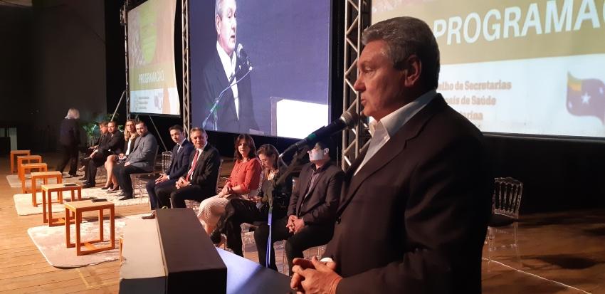 Lages é sede do Congresso de Secretaria Municipais de Saúde de Santa Catarina - 2019-11-07 21:24:02