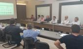Prefeito Ceron participa de apresentação do projeto de duplicação da BR-116 - 2019-11-08 15:46:16